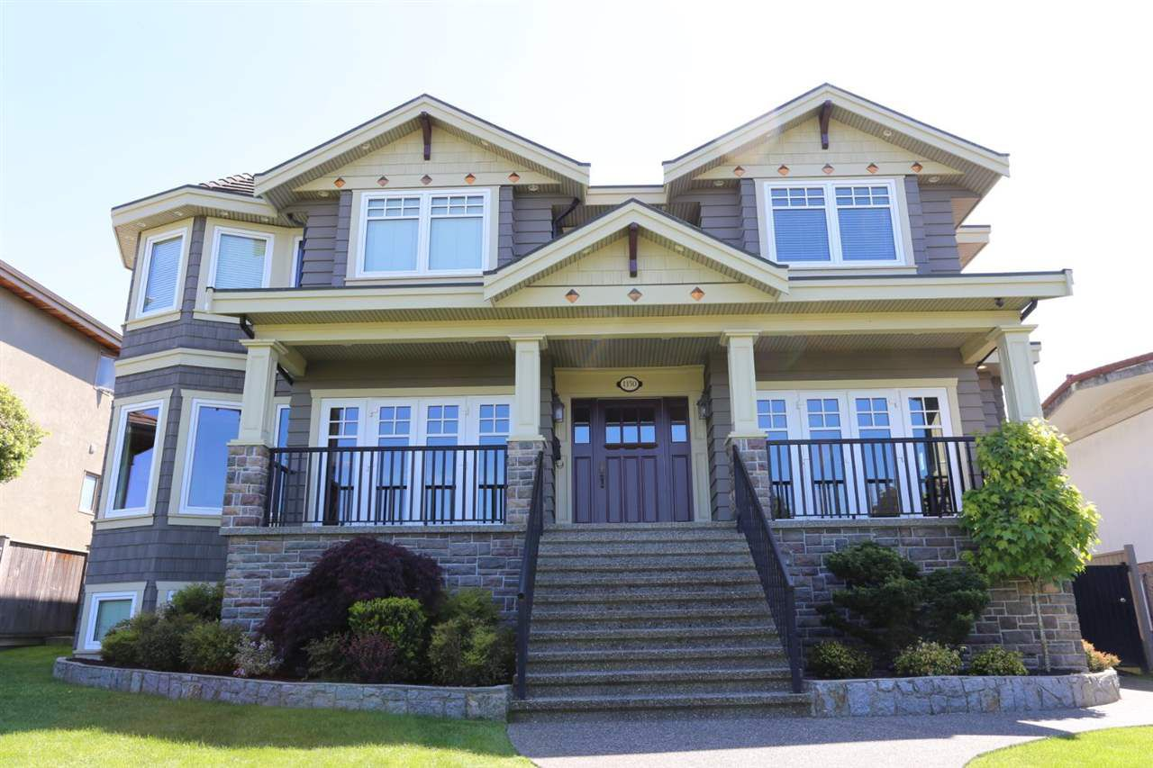 Main Photo: 1150 DUNLOP Avenue in Burnaby: Parkcrest House for sale (Burnaby North)  : MLS®# R2169173