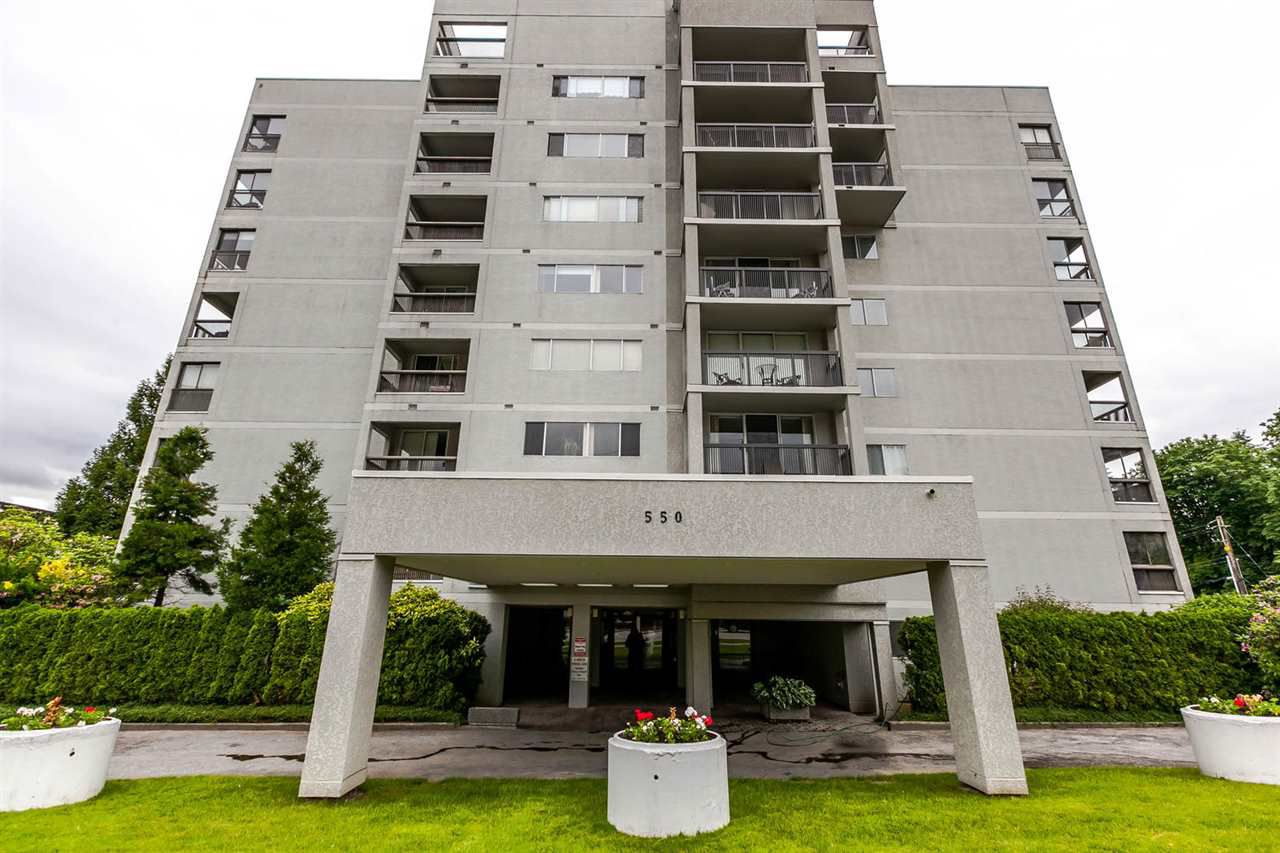 Main Photo: 101 550 EIGHTH Street in New Westminster: Uptown NW Condo for sale : MLS®# R2177750