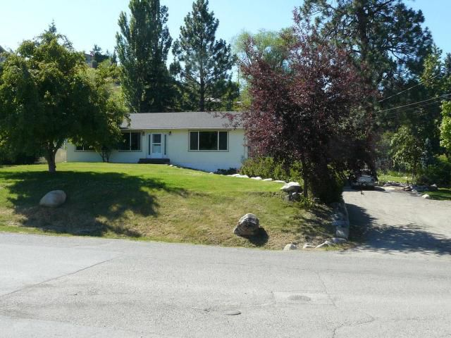 Main Photo: 5653 CLEARVIEW DRIVE in : Barnhartvale House for sale (Kamloops)  : MLS®# 141288
