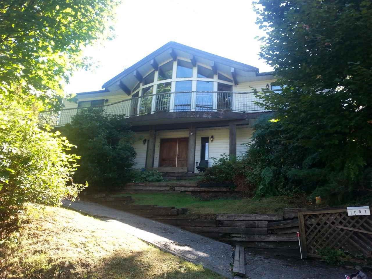 Main Photo: 1091 GATENSBURY Road in Port Moody: Port Moody Centre House for sale : MLS®# R2204667