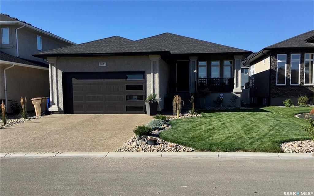 Main Photo: 3621 Green Cedar Court in Regina: Greens on Gardiner Residential for sale : MLS®# SK717253
