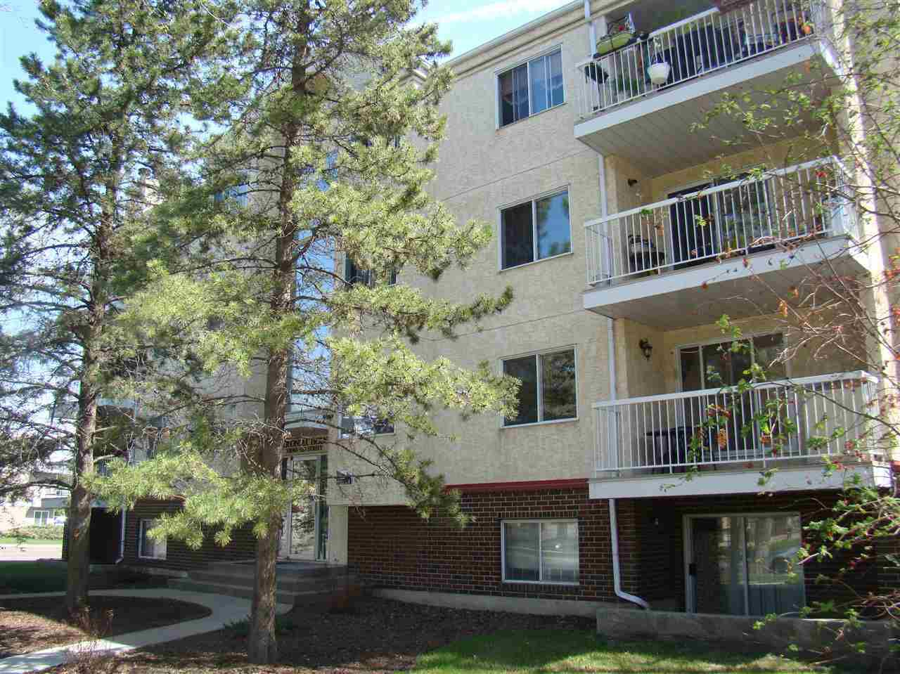 Main Photo: 102 11045 123 Street in Edmonton: Zone 07 Condo for sale : MLS®# E4127658