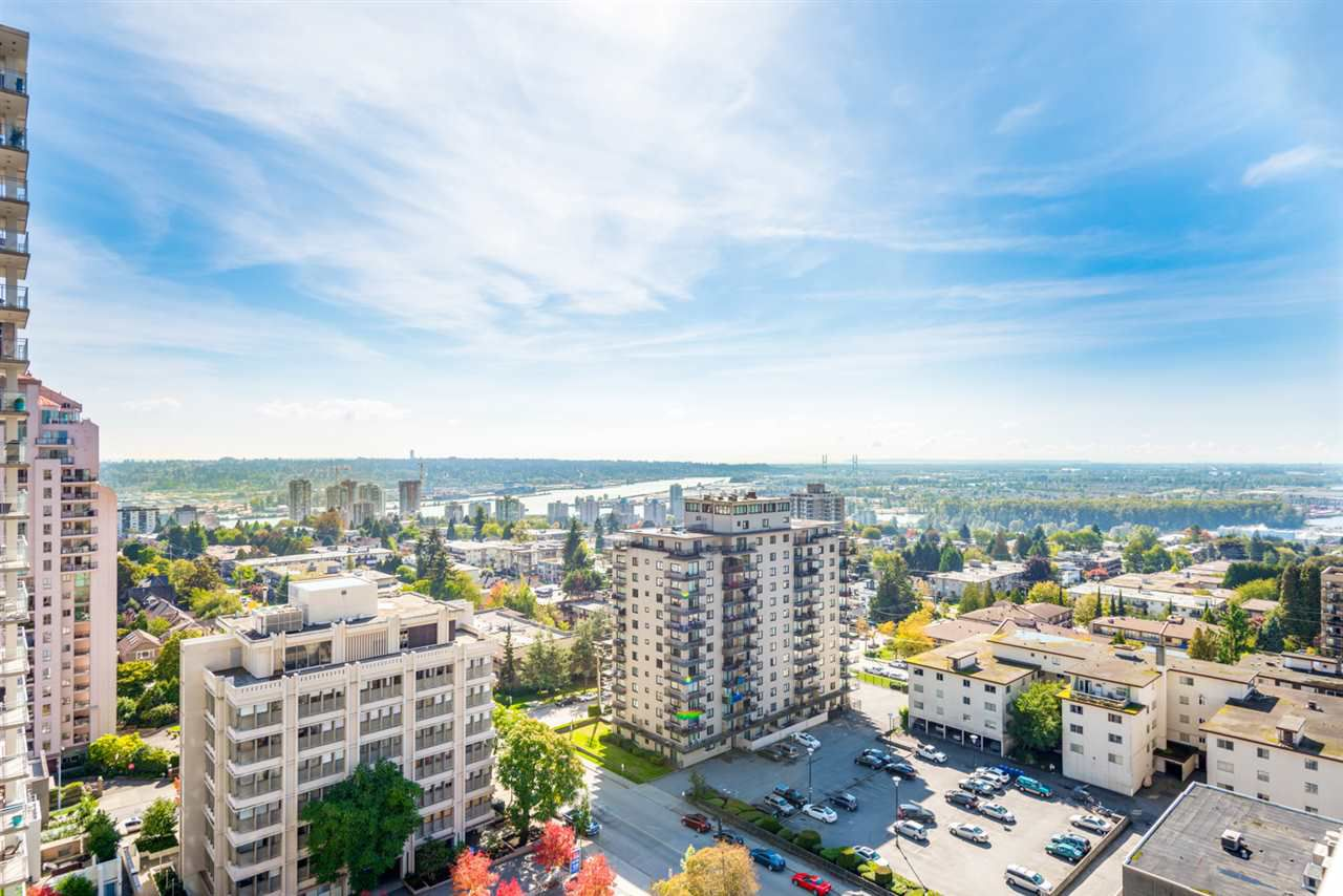 """Main Photo: 1604 615 BELMONT Street in New Westminster: Uptown NW Condo for sale in """"Belmont Towers"""" : MLS®# R2313405"""