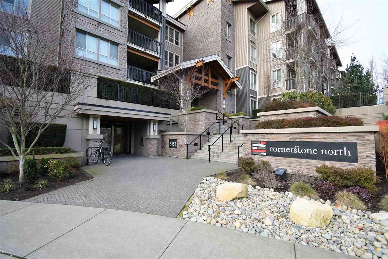 """Photo 2: Photos: 401 5655 210A Street in Langley: Salmon River Condo for sale in """"Cornerstone North"""" : MLS®# R2335974"""