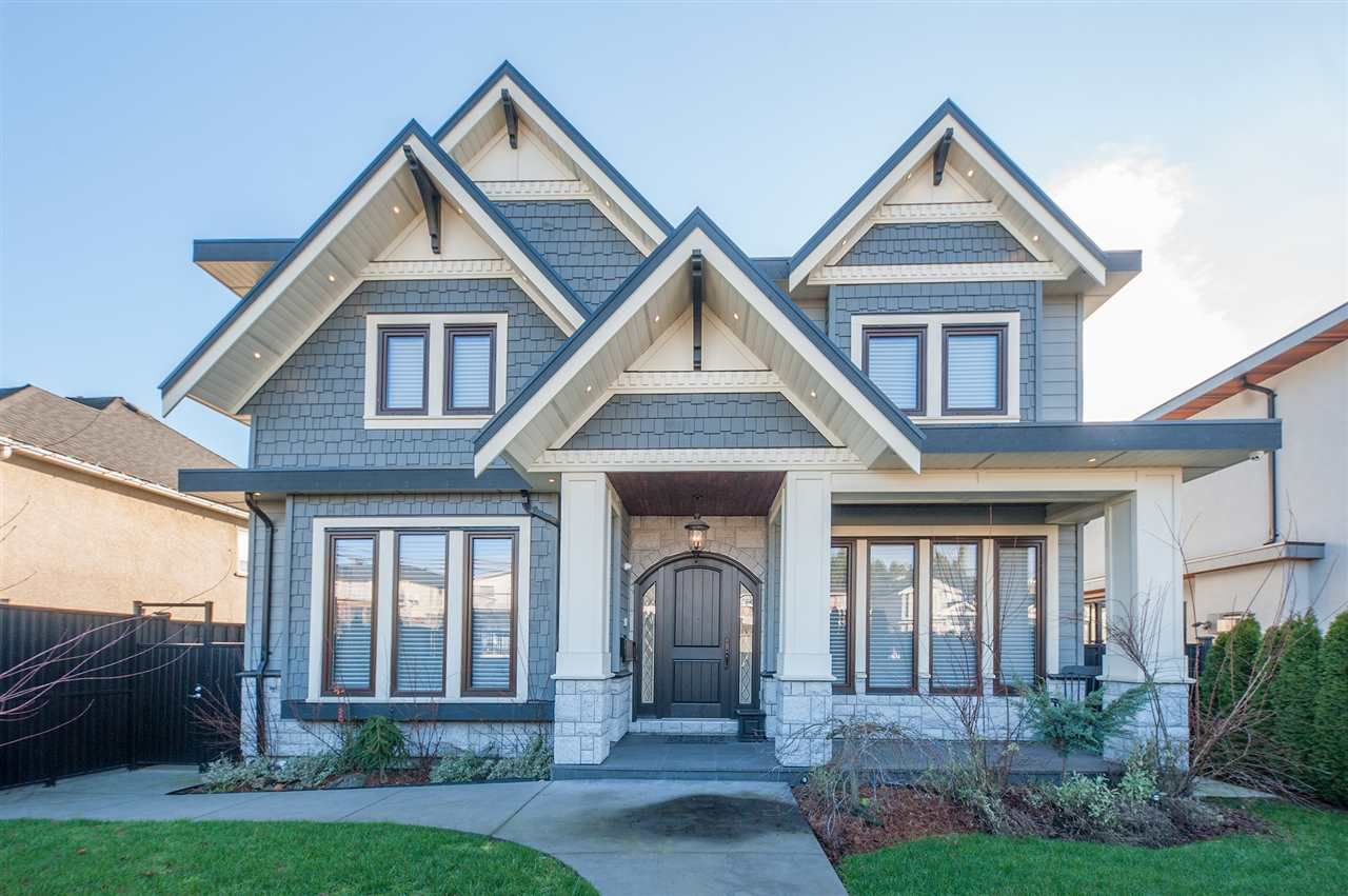 Main Photo: 1722 TENTH Avenue in New Westminster: West End NW House for sale : MLS®# R2347100