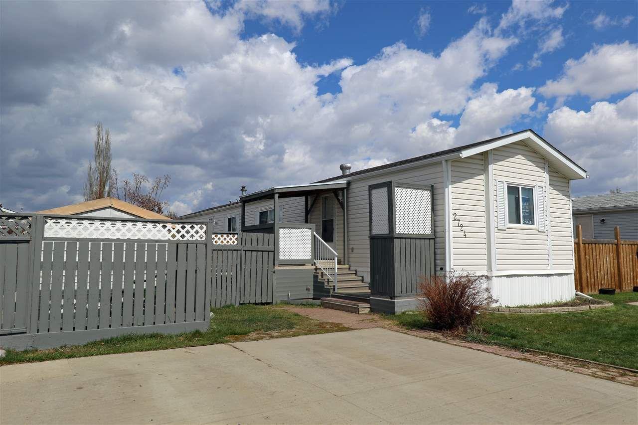 Main Photo: 2724 Lakeside Drive in Edmonton: Zone 59 Mobile for sale : MLS®# E4146689