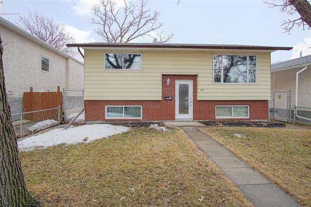 Main Photo: 404 Marjorie Street in Winnipeg: St James Residential for sale (5E)  : MLS®# 1908387