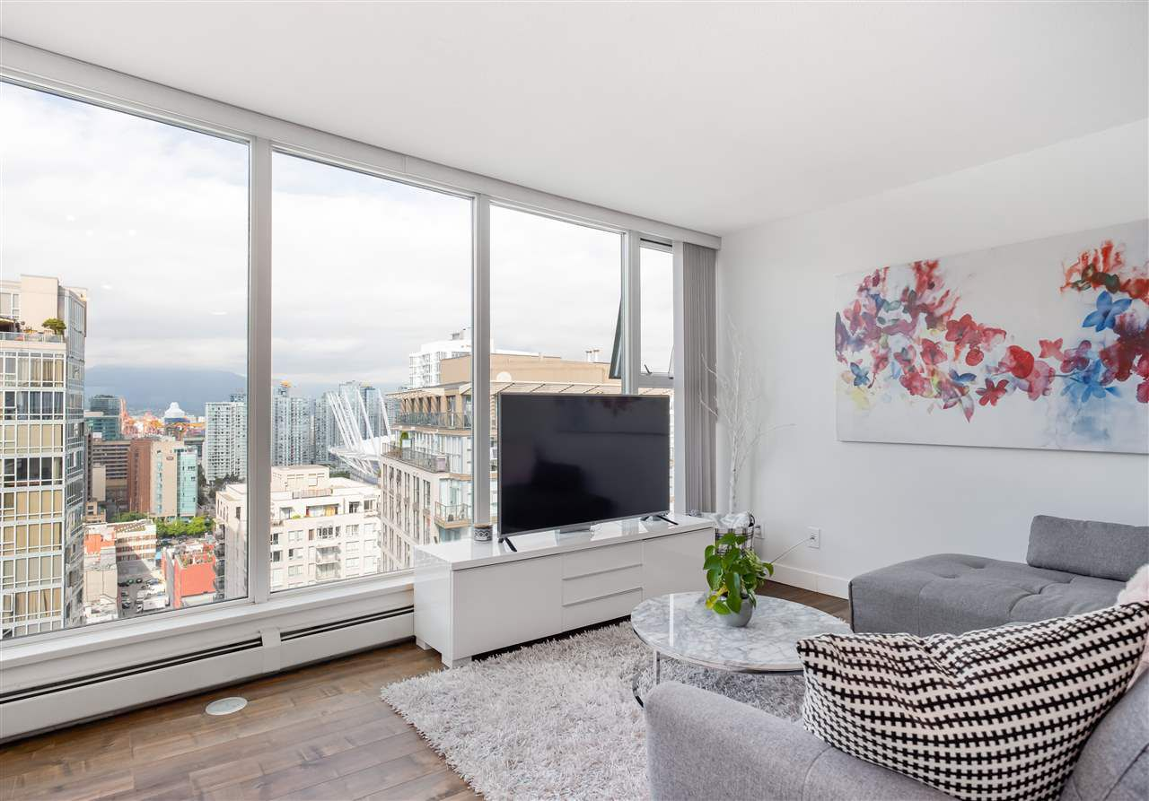 """Main Photo: 3102 1008 CAMBIE Street in Vancouver: Yaletown Condo for sale in """"WATERWORKS"""" (Vancouver West)  : MLS®# R2387498"""