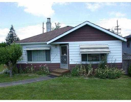 Main Photo: 109 8TH AV in New Westminster: Uptown NW House for sale : MLS®# V544261
