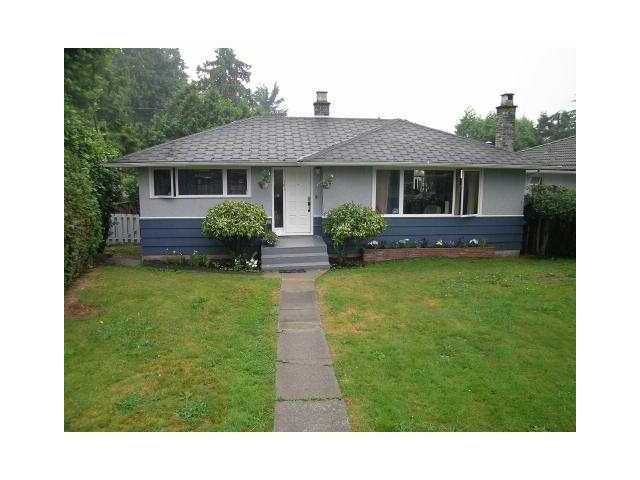 Main Photo: 151 E 26 Street in North Vancouver: Upper Lonsdale House for sale : MLS®# V854390