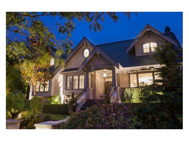 "Main Photo: 4448 MAGNOLIA ST in Vancouver: Quilchena House for sale in ""Quilchena"" (Vancouver West)  : MLS®# V1029968"