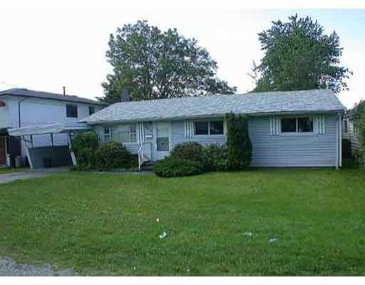 Main Photo: 1826 FRASER AV in Port_Coquitlam: Glenwood PQ House for sale (Port Coquitlam)  : MLS®# V294652