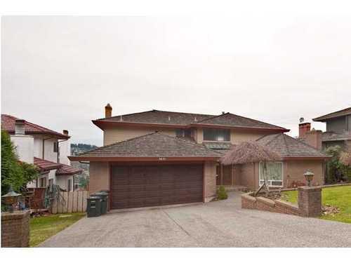 Main Photo: 7471 PANDORA Drive in Burnaby North: Westridge BN Home for sale ()  : MLS®# V922550
