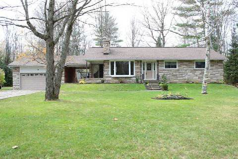 Main Photo: 6 Pinecrest Road in Georgina: Pefferlaw House (Bungalow-Raised) for sale : MLS®# N3053045
