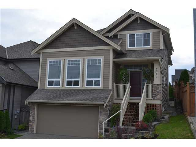 """Main Photo: 6883 197B Street in Langley: Willoughby Heights House for sale in """"Willoughby Heights"""" : MLS®# F1426677"""