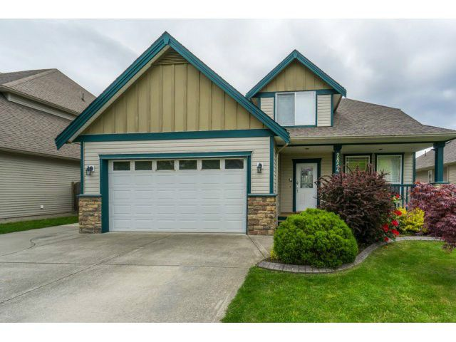 "Main Photo: 2854 SHUTTLE Street in Abbotsford: Aberdeen House for sale in ""Station / West Abby"" : MLS®# F1440509"