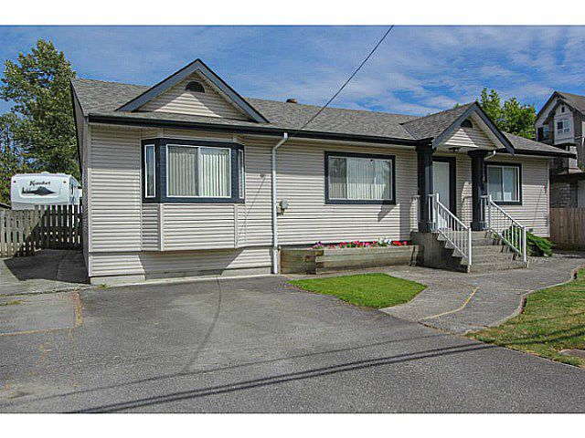 Main Photo: 12130 227TH Street in Maple Ridge: East Central House for sale : MLS®# V1131282