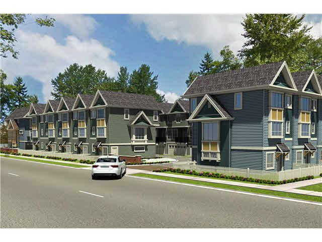 """Main Photo: 10C 14388 103 Avenue in Surrey: Whalley Townhouse for sale in """"The Virtue"""" (North Surrey)  : MLS®# R2034130"""