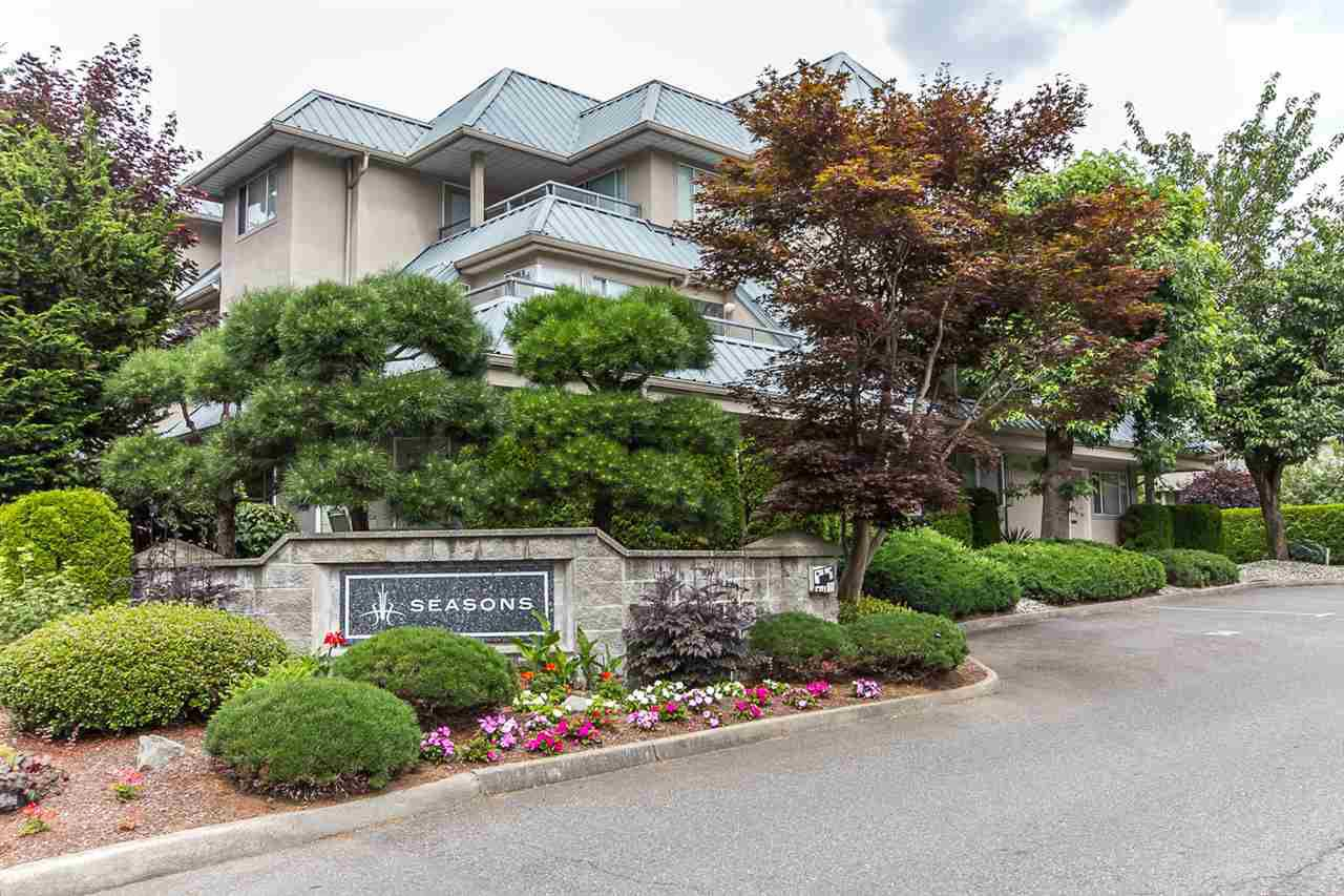 "Main Photo: 316 2700 MCCALLUM Road in Abbotsford: Central Abbotsford Condo for sale in ""The Seasons"" : MLS®# R2088623"