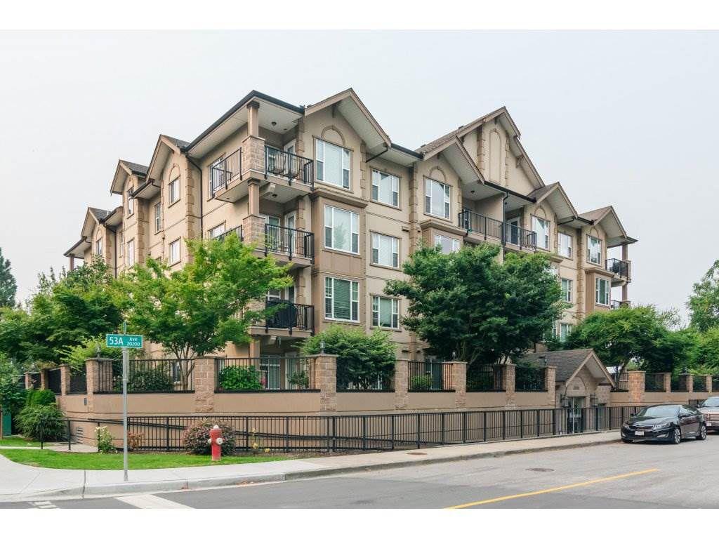 """Main Photo: 205 20286 53A Avenue in Langley: Langley City Condo for sale in """"CASA VERONA"""" : MLS®# R2193599"""