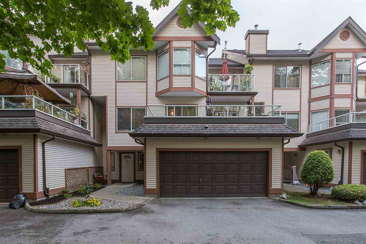 """Main Photo: 61 23151 HANEY Bypass in Maple Ridge: East Central Townhouse for sale in """"Stonehouse Estates"""" : MLS®# R2207958"""
