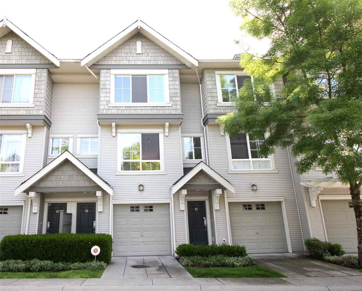 Main Photo: 59 2978 WHISPER WAY in : Westwood Plateau Townhouse for sale : MLS®# R2169971