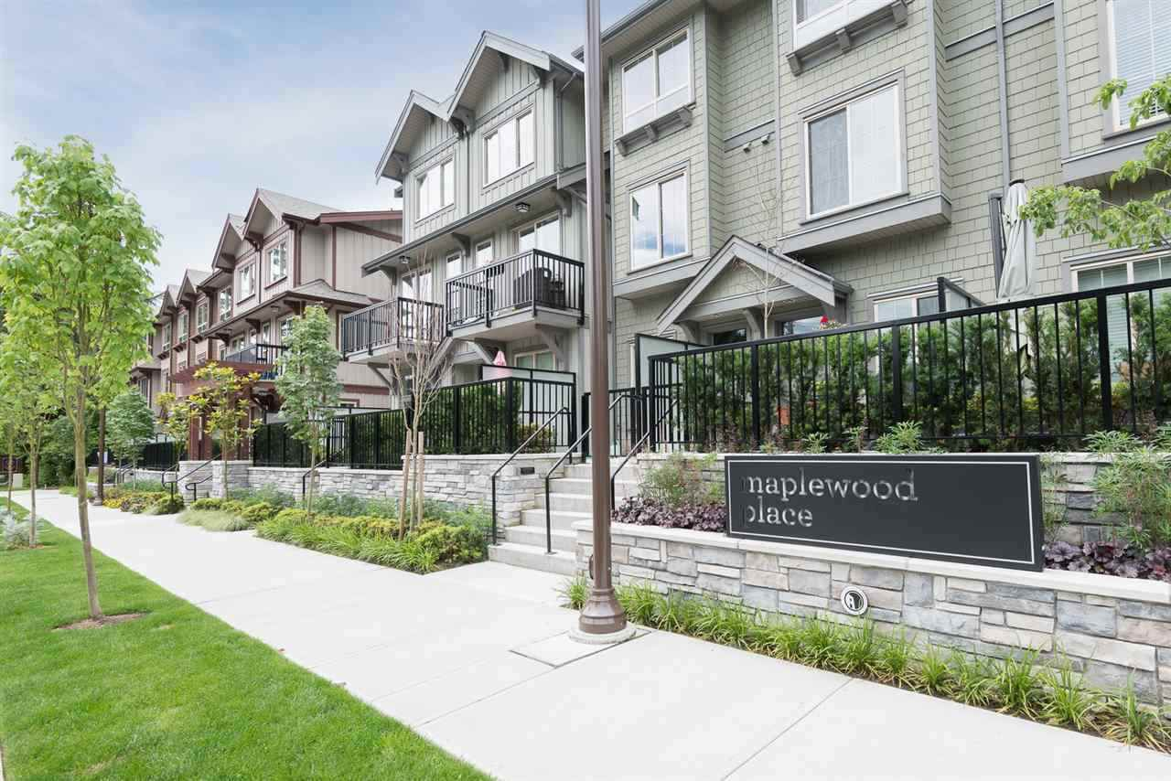 """Main Photo: 18 433 SEYMOUR RIVER Place in North Vancouver: Seymour NV Townhouse for sale in """"Maplewood"""" : MLS®# R2232288"""