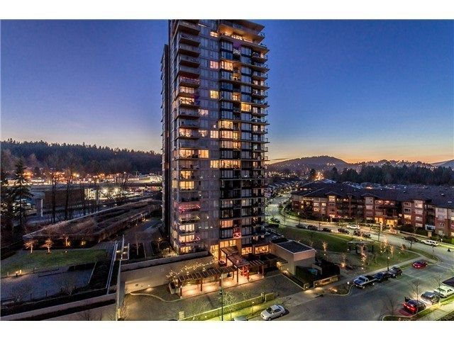 """Main Photo: 1809 660 NOOTKA Way in Port Moody: Port Moody Centre Condo for sale in """"NAHANNI"""" : MLS®# R2233672"""