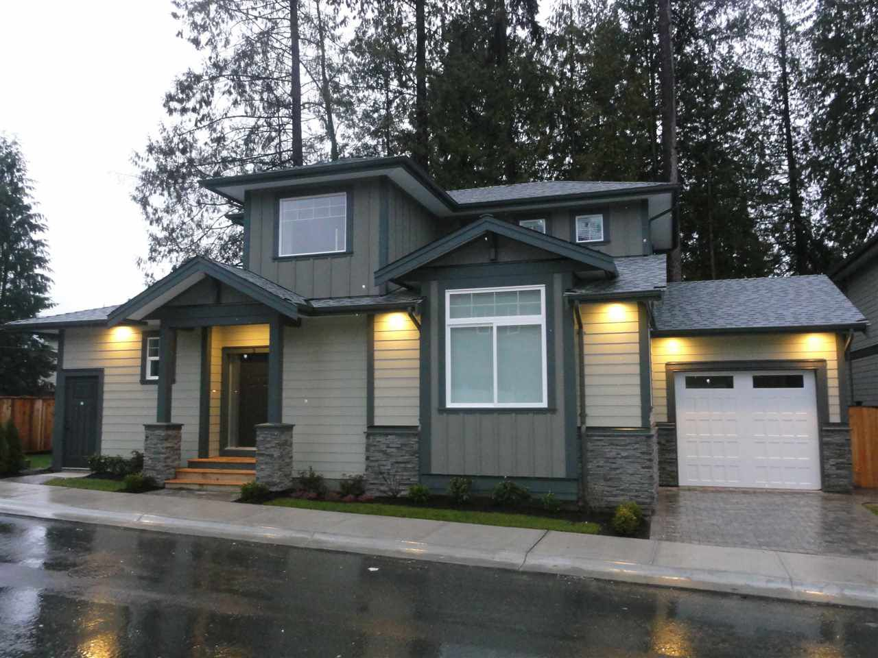 """Main Photo: 5 1488 VICTORIA Drive in Port Coquitlam: Oxford Heights House for sale in """"WATKINS CREEK ESTATE"""" : MLS®# R2235938"""
