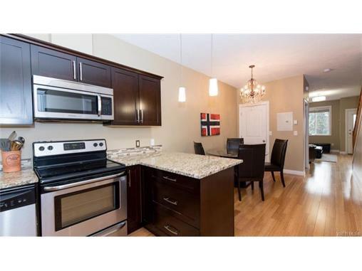 Main Photo: 203 2680 Peatt Road in VICTORIA: La Langford Proper Residential for sale (Langford)  : MLS®# 373249
