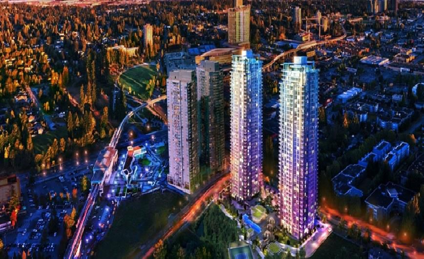 """Main Photo: 2001 13688 100 Avenue in Surrey: Whalley Condo for sale in """"One Park Place"""" (North Surrey)  : MLS®# R2244841"""