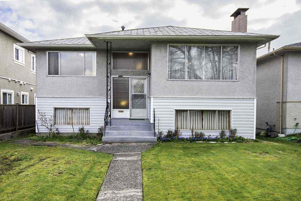 Main Photo: 5832 CULLODEN Street in Vancouver: Knight House for sale (Vancouver East)  : MLS®# R2249137