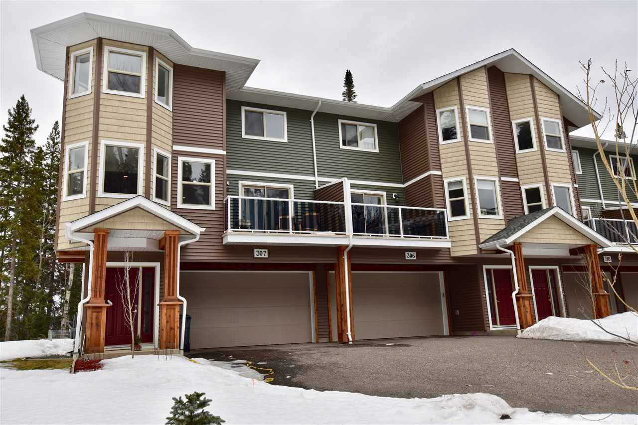 Main Photo: 307 7400 CREEKSIDE Way in Prince George: Lower College Townhouse for sale (PG City South (Zone 74))  : MLS®# R2249632