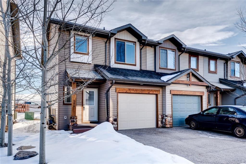 Main Photo: 406 413 RIVER Avenue: Cochrane House for sale : MLS®# C4173759