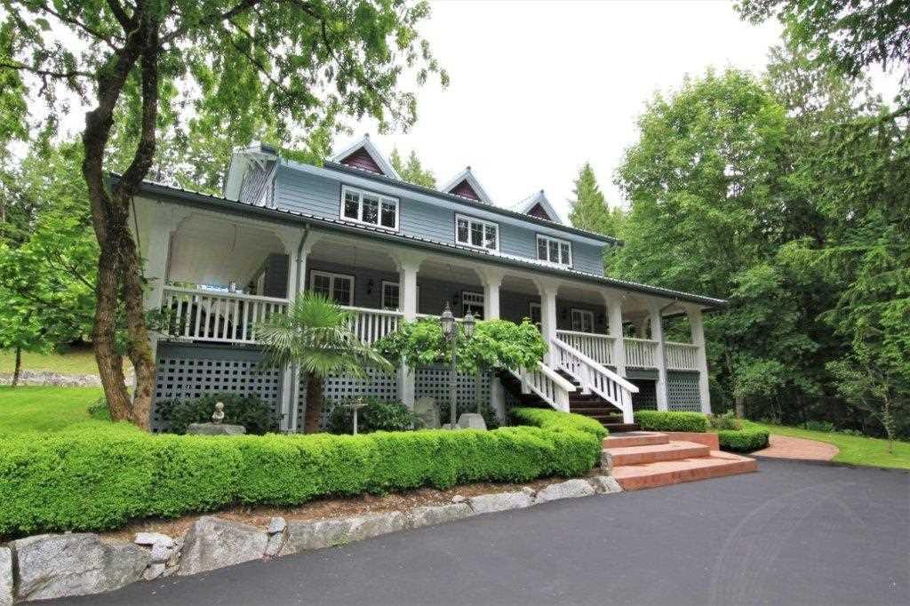 Main Photo: 11122 286TH Street in Maple Ridge: Whonnock House for sale : MLS®# R2276295