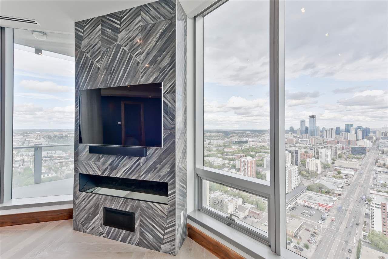 Photo 13: Photos: 3401 11969 JASPER Avenue in Edmonton: Zone 12 Condo for sale : MLS®# E4127514