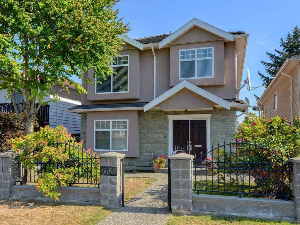 Main Photo: 6658 HERSHAM Avenue in Burnaby: Highgate House for sale (Burnaby South)  : MLS®# R2305620
