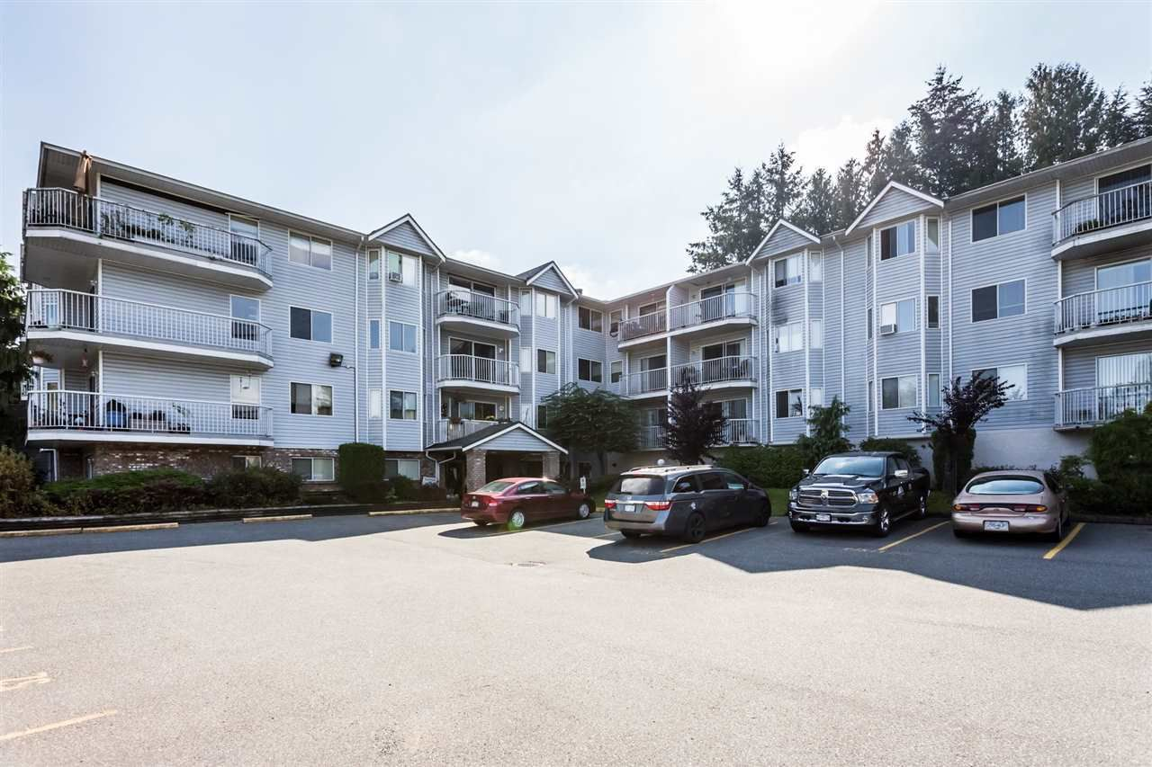 """Main Photo: 206 2750 FULLER Street in Abbotsford: Central Abbotsford Condo for sale in """"VALLEY VIEW TERRACE"""" : MLS®# R2310500"""