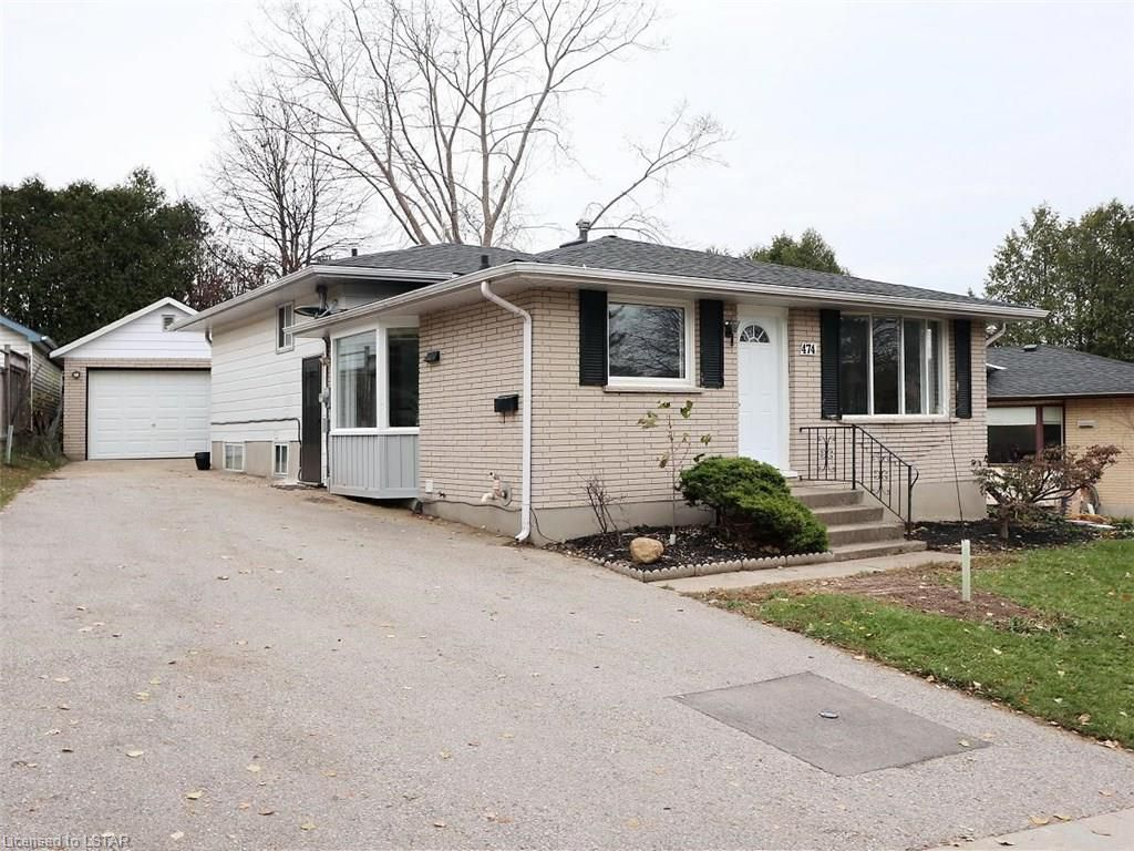 Main Photo: 474 CASTLEGROVE Boulevard in London: North K Residential for sale (North)  : MLS®# 164551