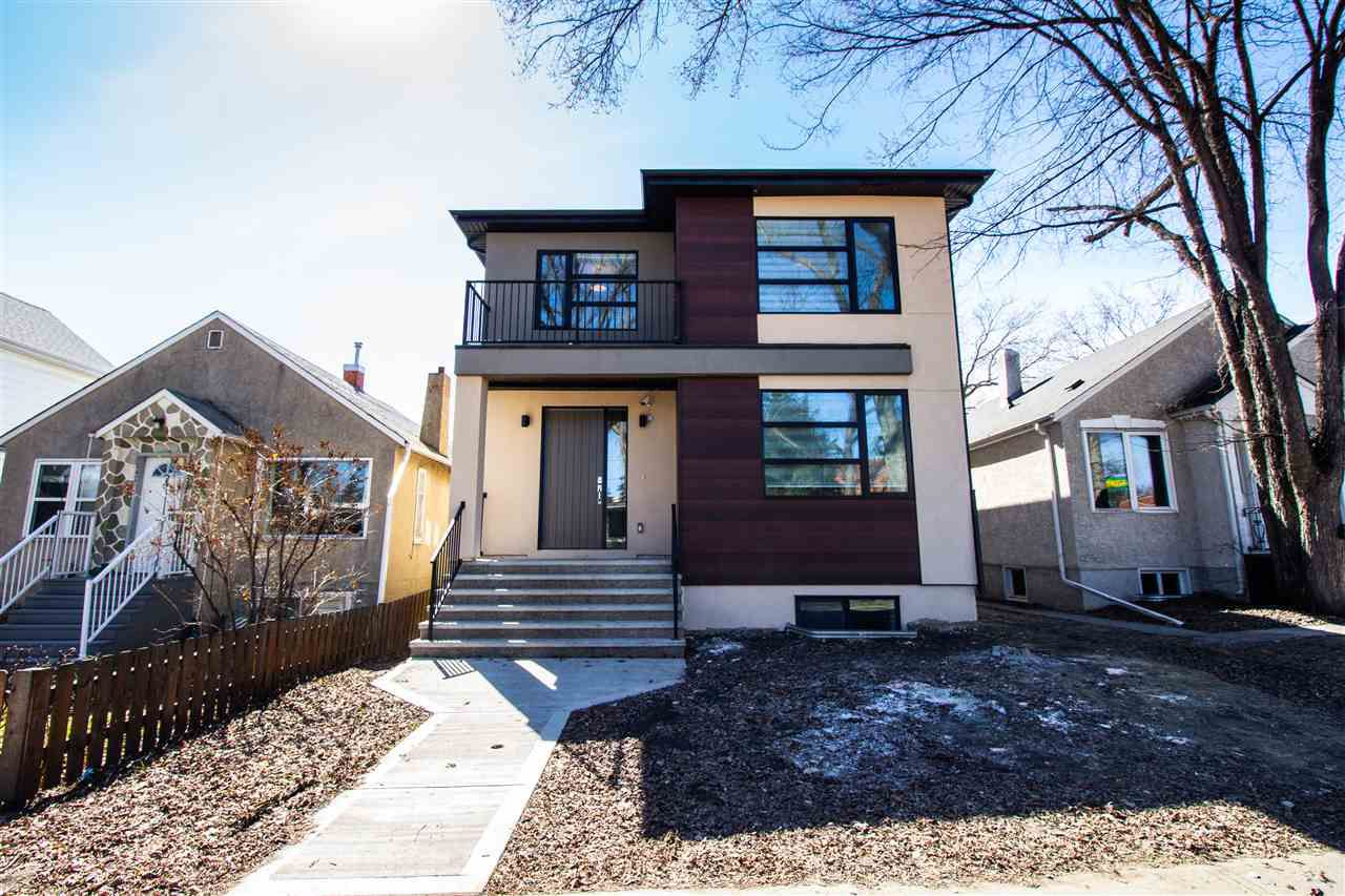 Main Photo: 9849 81 Avenue in Edmonton: Zone 17 House for sale : MLS®# E4153056
