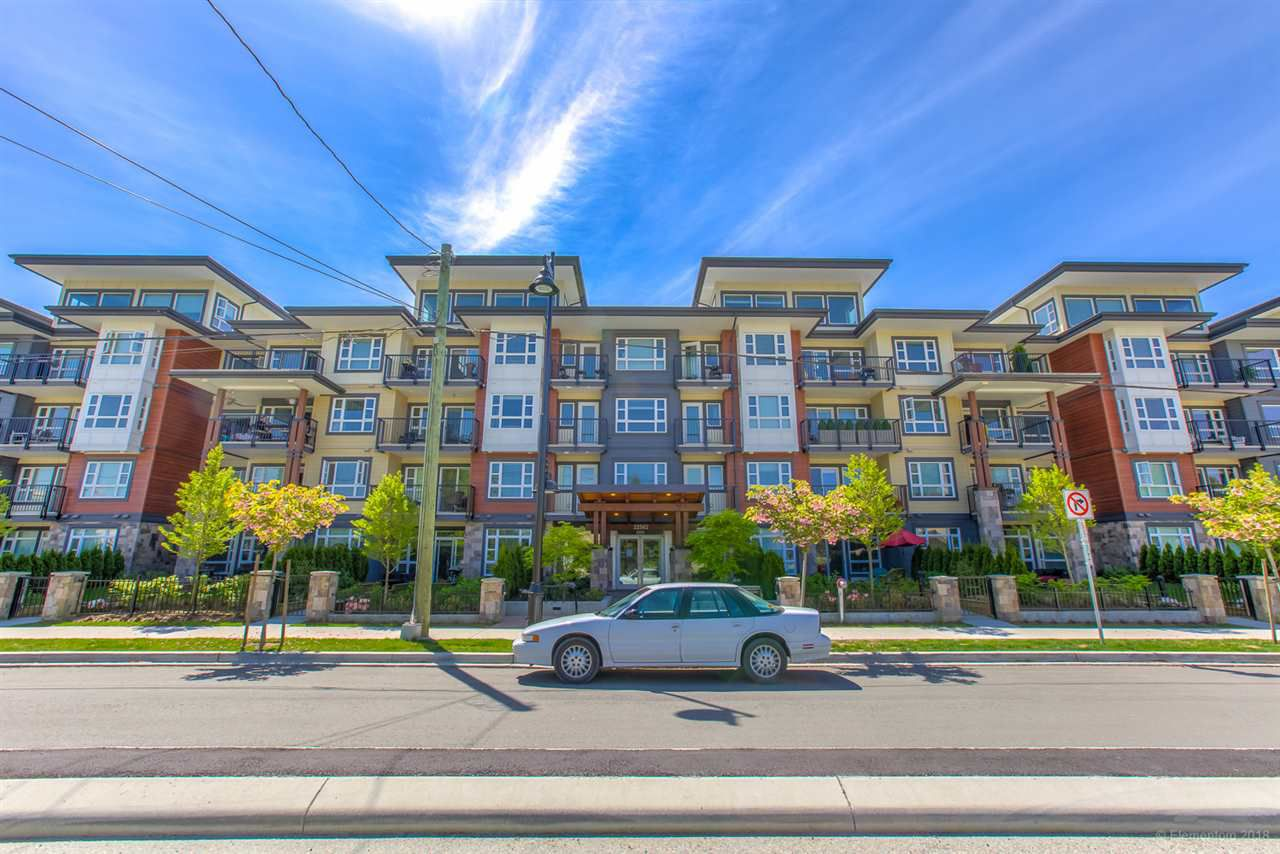 "Main Photo: 212 22562 121 Avenue in Maple Ridge: East Central Condo for sale in ""EDGE2"" : MLS®# R2367680"