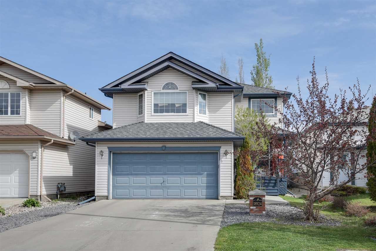 Main Photo: 18924 46 Avenue in Edmonton: Zone 20 House for sale : MLS®# E4157147