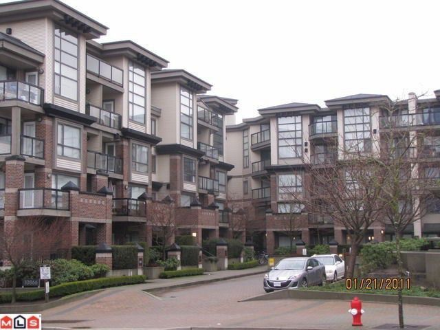 "Main Photo: 110 10866 CITY Parkway in Surrey: Whalley Condo for sale in ""ACCESS"" (North Surrey)  : MLS®# F1103787"