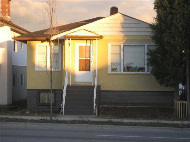 Main Photo: 6626 KNIGHT Street in Vancouver: Knight House for sale (Vancouver East)  : MLS®# V870533