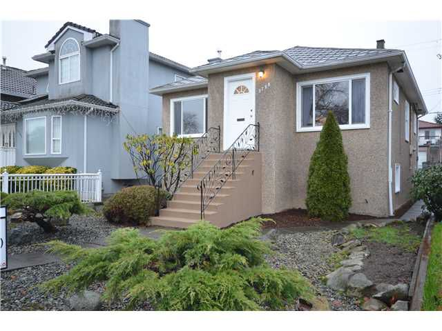 Main Photo: 2728 PARKER ST in Vancouver: Renfrew VE House for sale (Vancouver East)  : MLS®# V927791