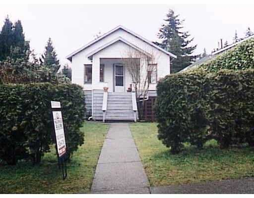 Main Photo: 350 E 22ND ST in North Vancouver: Central Lonsdale House for sale : MLS®# V538403