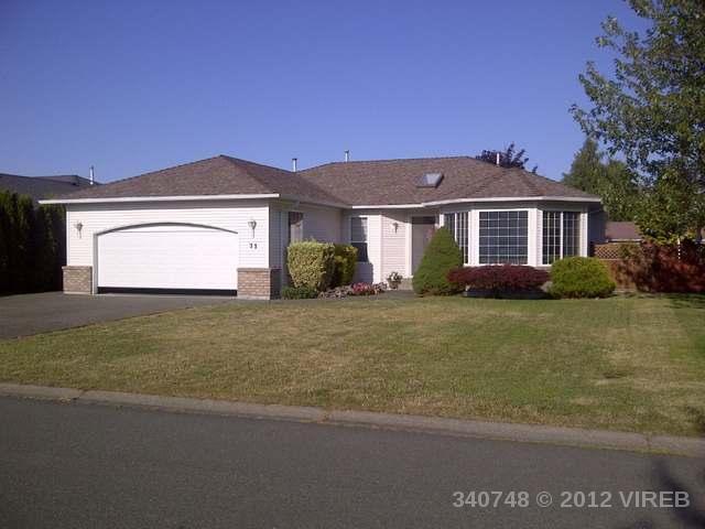 Main Photo: 73 MAGNOLIA DRIVE in PARKSVILLE: Z5 Parksville House for sale (Zone 5 - Parksville/Qualicum)  : MLS®# 340748