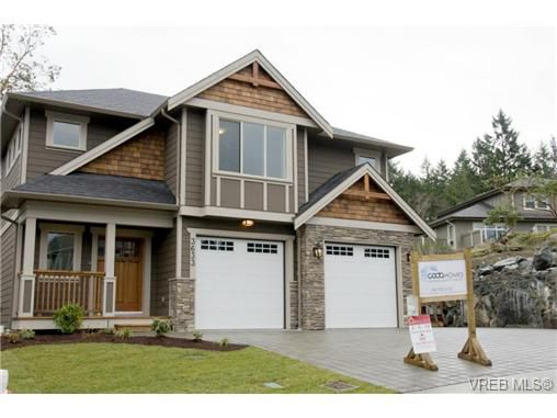 Main Photo: 3633 Coleman Place in Victoria: Co Latoria Single Family Detached for sale (Colwood)  : MLS®# 302702