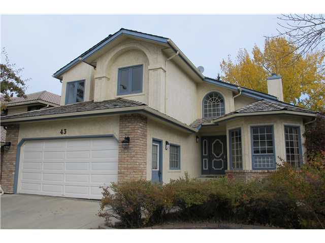 Main Photo: 43 HAWKSIDE Close in CALGARY: Hawkwood Residential Detached Single Family for sale (Calgary)  : MLS®# C3588790