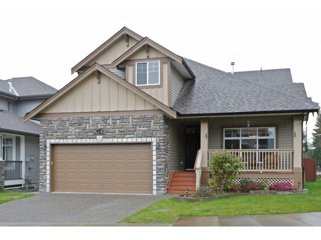 "Main Photo: 20231 74TH Avenue in Langley: Willoughby Heights House for sale in ""JERICHO RIDGE"" : MLS®# F1435876"